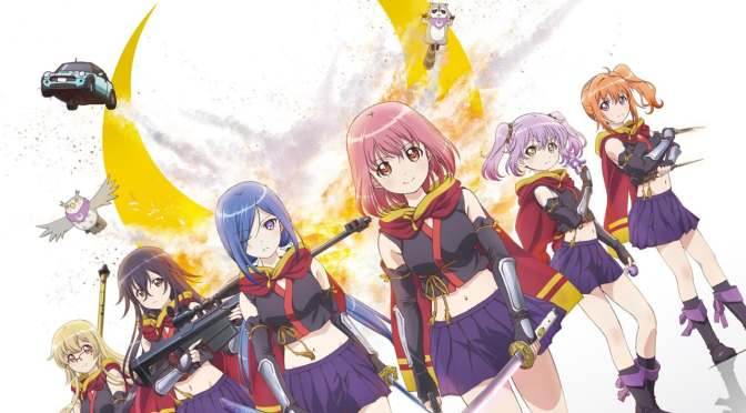 Anime Review 117 Release The Spyce. (Underrated Spy Series)
