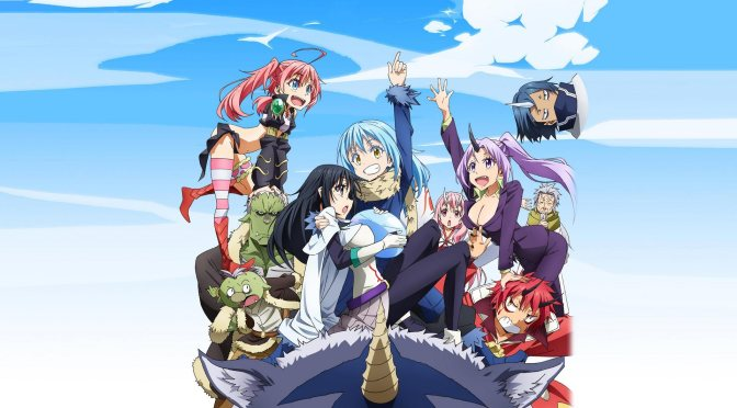 Anime Review 126 That Time I Got Reincarnated as a Slime