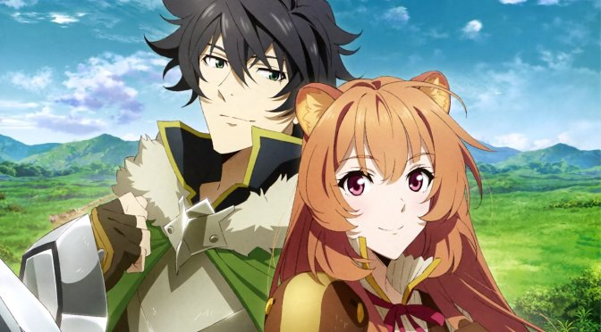 Anime Review 127 The Rising Of the Shield Hero